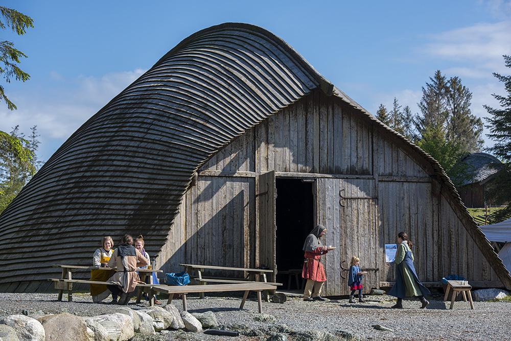 Vikinggården Avaldsnes