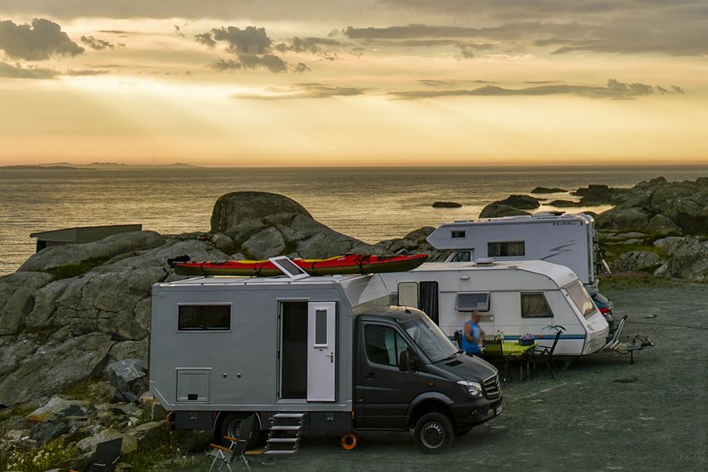Bobil Sandhåland camping
