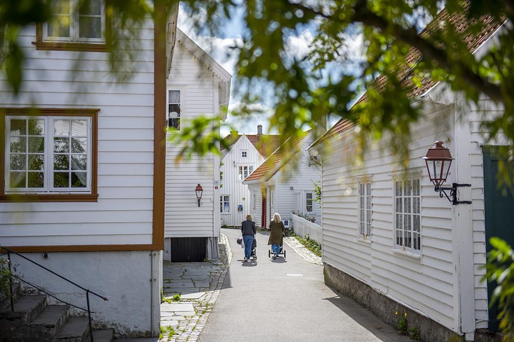 Søragadå Skudeneshavn