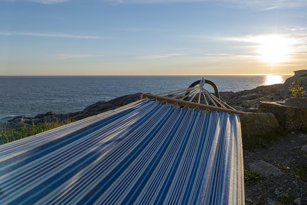 Hengekøye Sandhåland camping