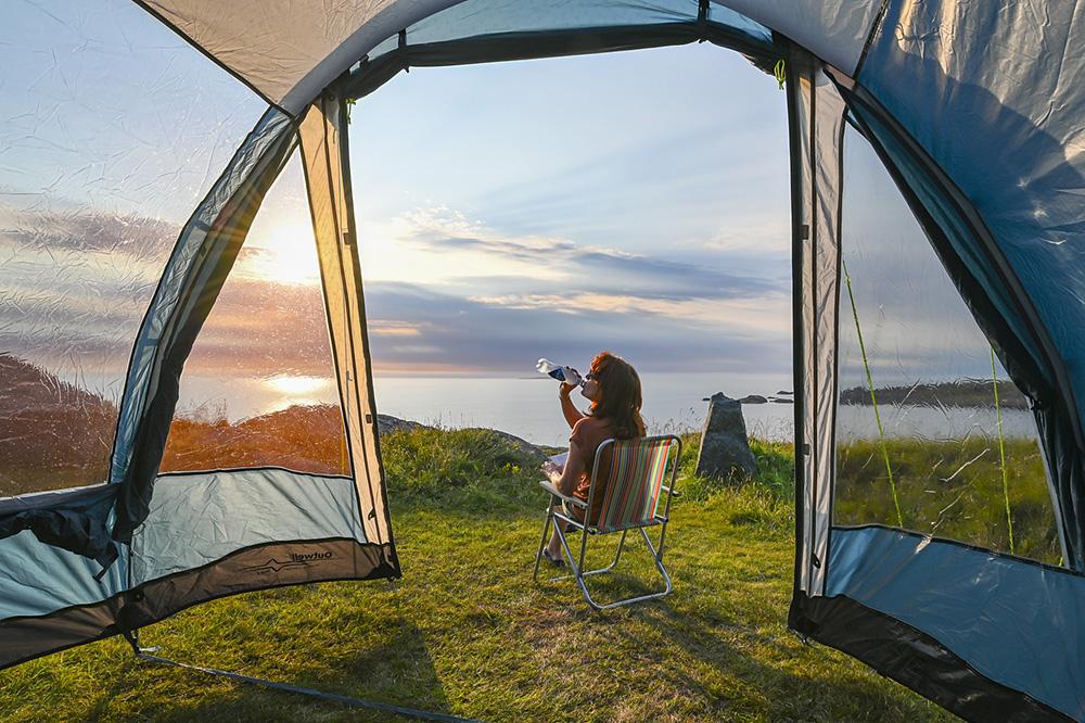 Telt Sandhåland camping