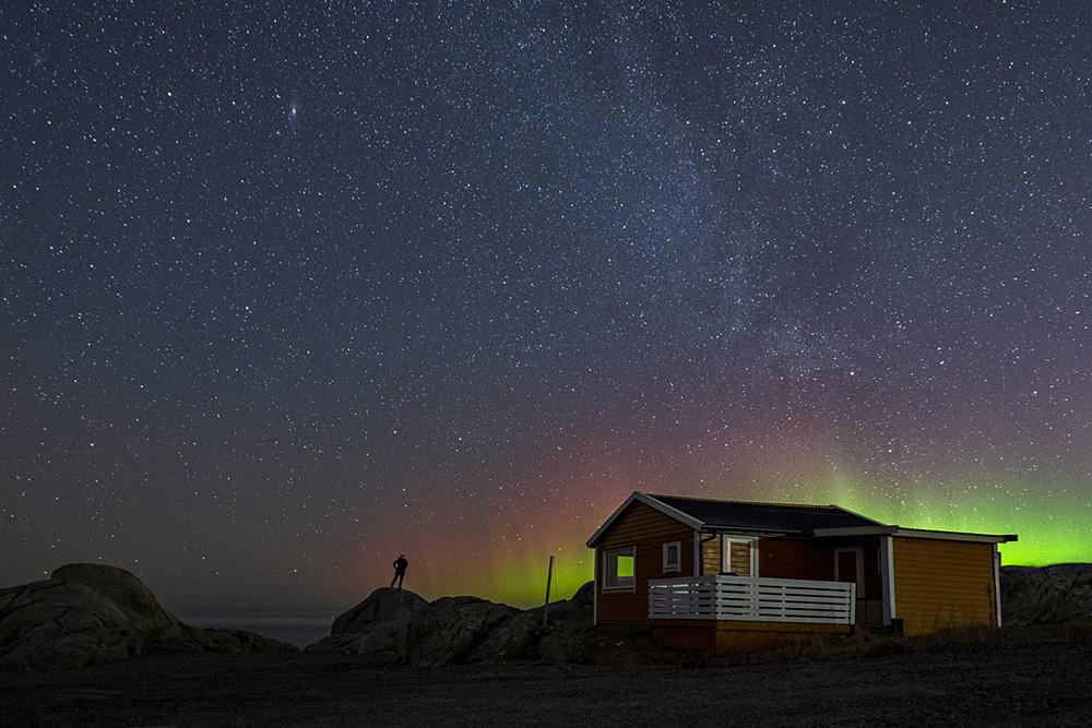 Nordlys Sandhåland camping