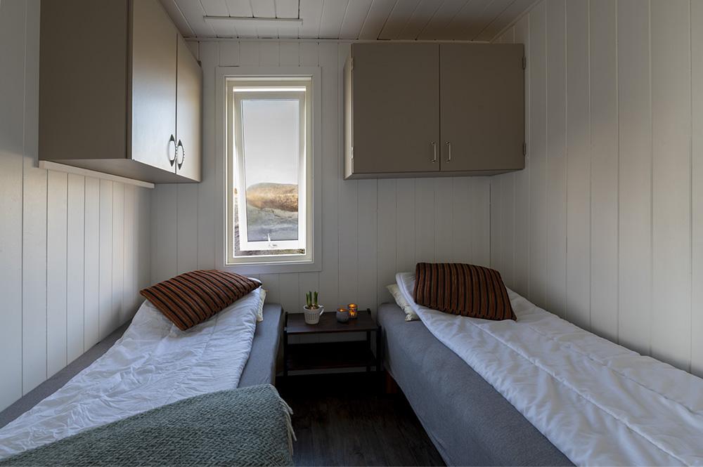 Hytte nr 7 Sandhåland camping