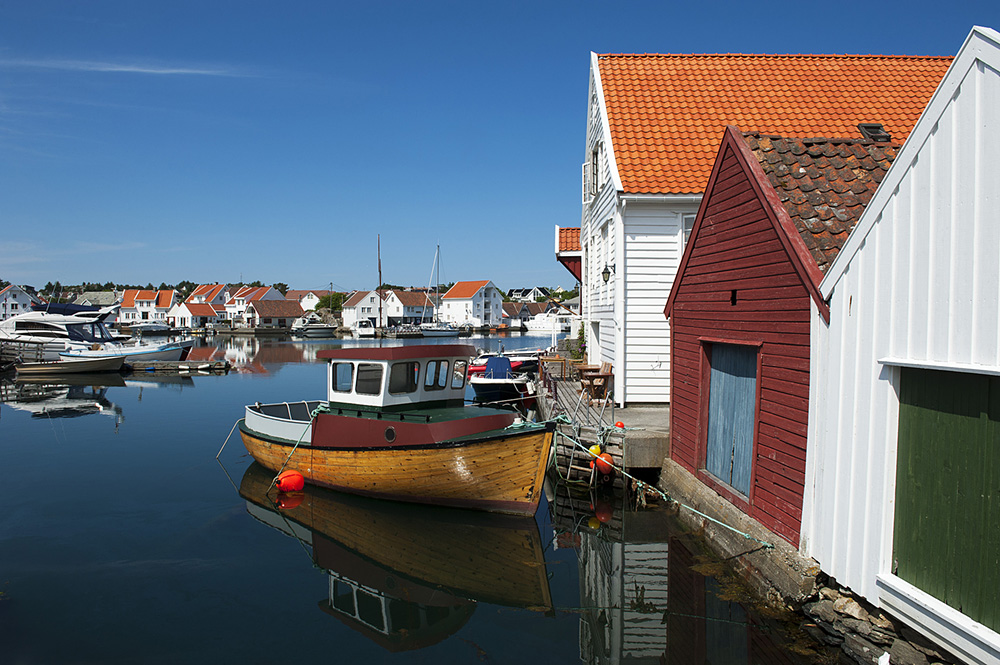 Gamlebyen Skudeneshavn