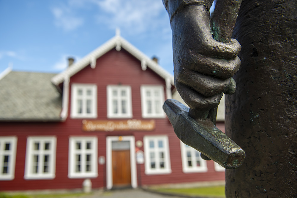Visnes gruvemuseum
